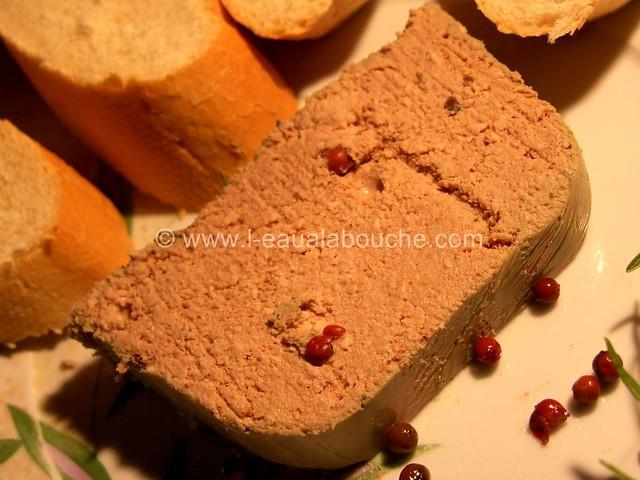 Mousse de Foie de Volaille au Porto & Poivre Rouge © Ana Luthi Tous droits réservés 017