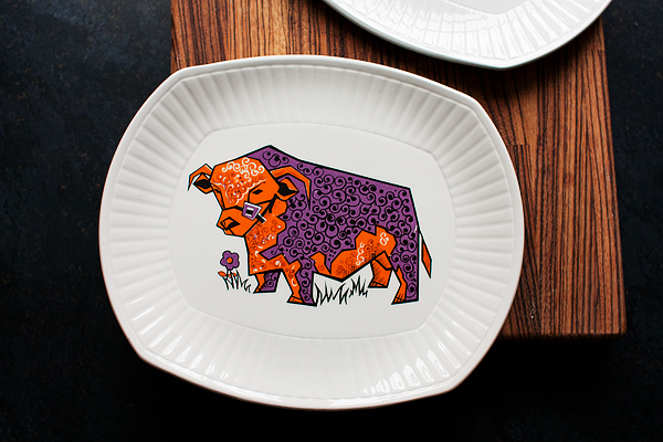 vintage-cow-plate-4
