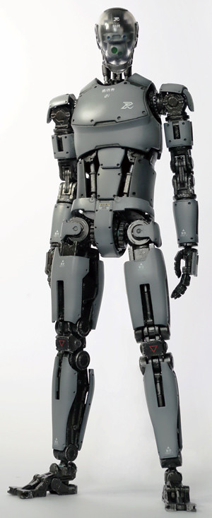 TOY SOUL 2015 搶先預購!PEW PEW GUN 1/6 ROBOTTIC NUDE BODY