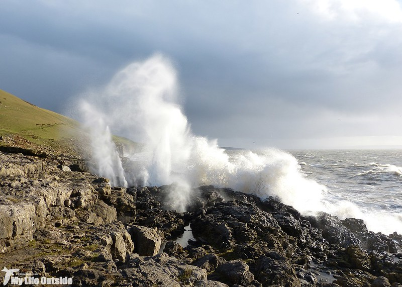 P1160870 - Blowhole, Glamorgan Heritage Coast