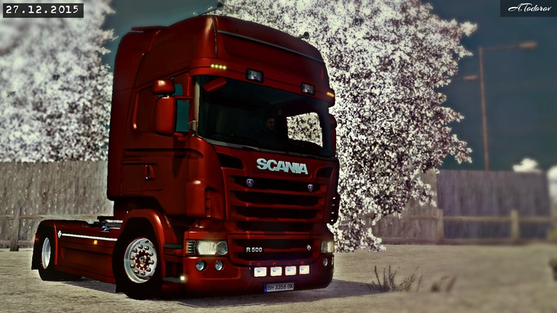 Scania ETS2