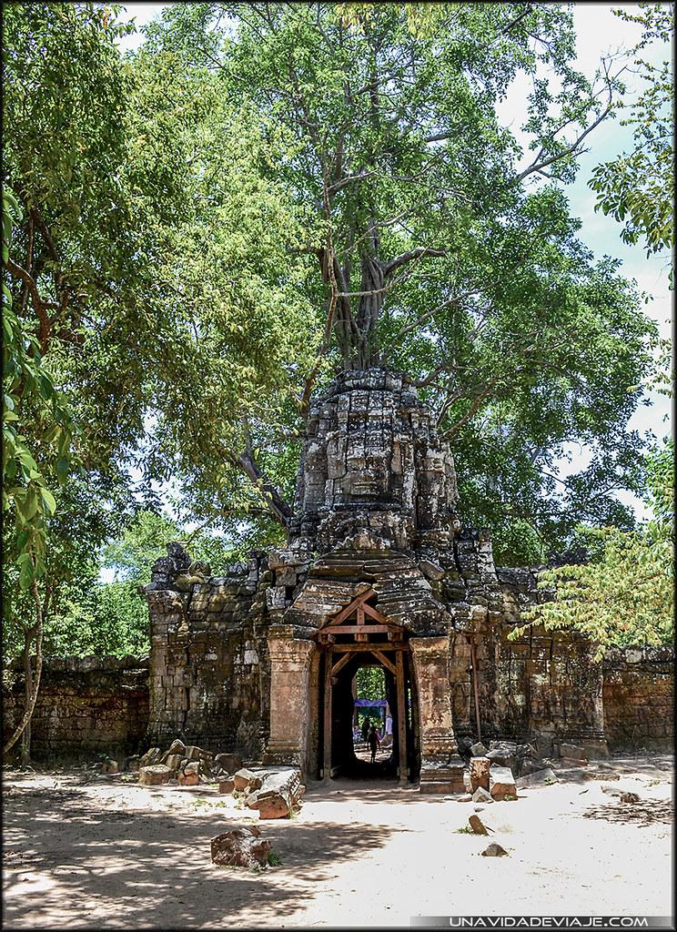 Ta Som Camboya