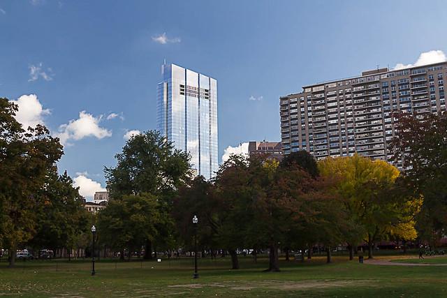 Fall 2016, Boston, MA, October 17, 2016