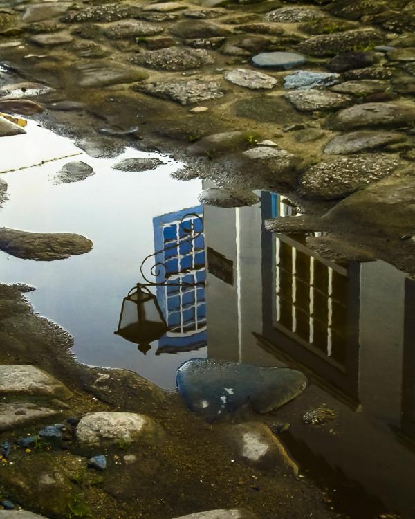 Vencedor do desafio mensal: Reflexo na água