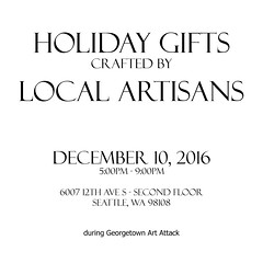 Seattle Friends - Save the date!