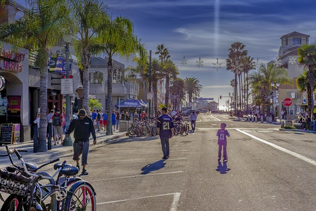 Main Street Huntington Beach