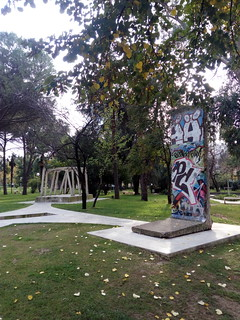 Post Block Memorial in Tirana