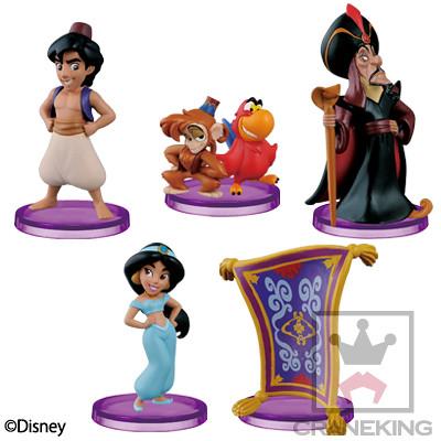 WCF 《迪士尼故事》「阿拉丁」 第四彈 好評續推!!story.04「Aladdin」