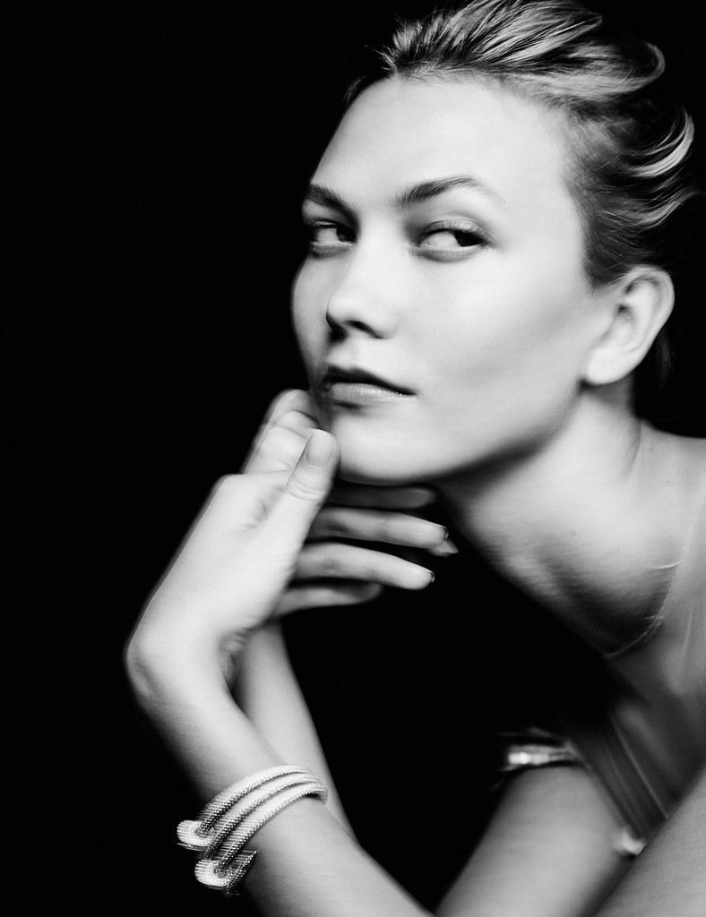 Карли Клосс — Фотосессия для «Vogue» MX 2016 – 6