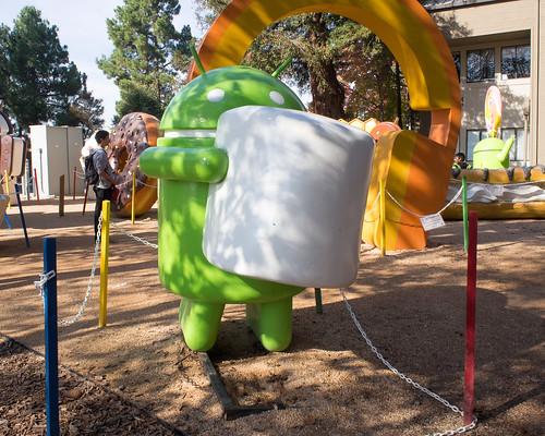 Sat, 2016-11-05 11:59 - Marshmallow ー Google Merchandise Store