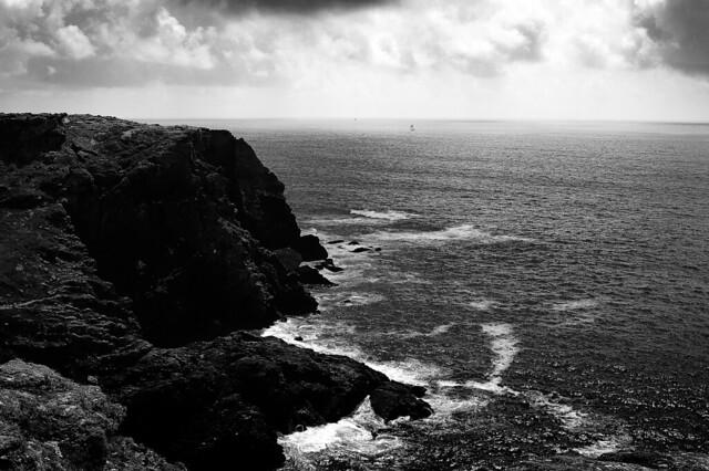 Ile de Groix ocean, Nikon D70, AF Zoom-Nikkor 28-80mm f/3.3-5.6G