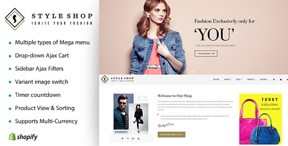 Hi Fashion v1.2 - Multi-purpose Shopify Store Template