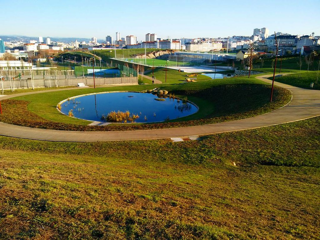 Parque Adolfo Suárez. #fotodel7 #Coruña