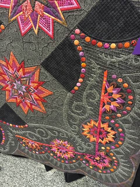 2015 AQS Quilt Show Syracuse