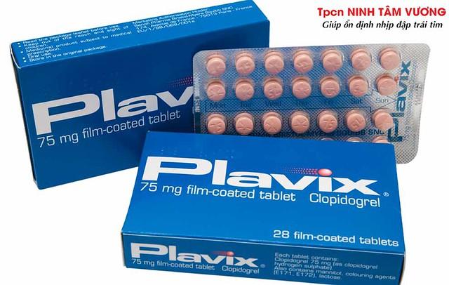 Nên dùng thuốc chống đông Plavix trong bao lâu sau khi đặt stent?