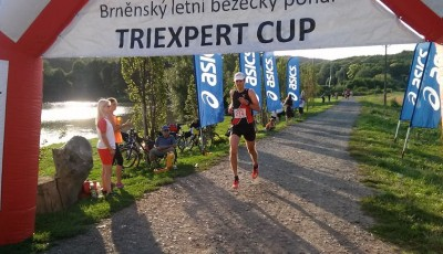 Terénní Triexpert Cup si podmanil orienťák Procházka