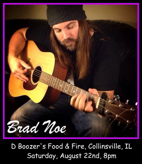 Brad Noe 8-22-15