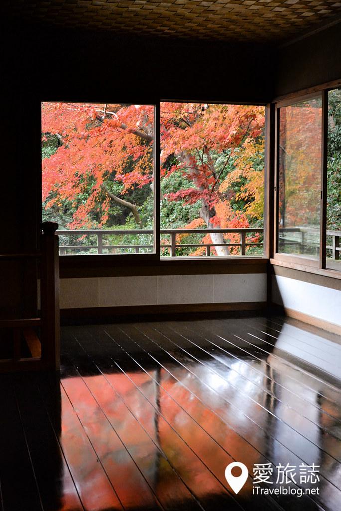 京都赏枫景点 琉璃光院 43
