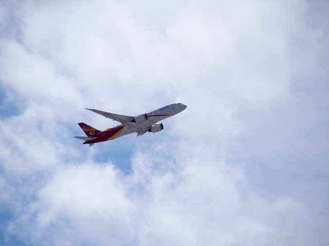 Hainan's Boeing 787