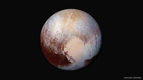 VCSE - Mai kép - Pluto színesben
