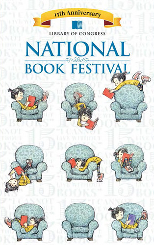 2015 National Book Festival Poster