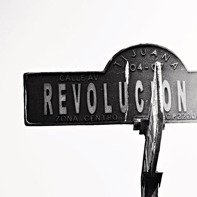 Avenida Revolucion, Zona Centro, Tijuana