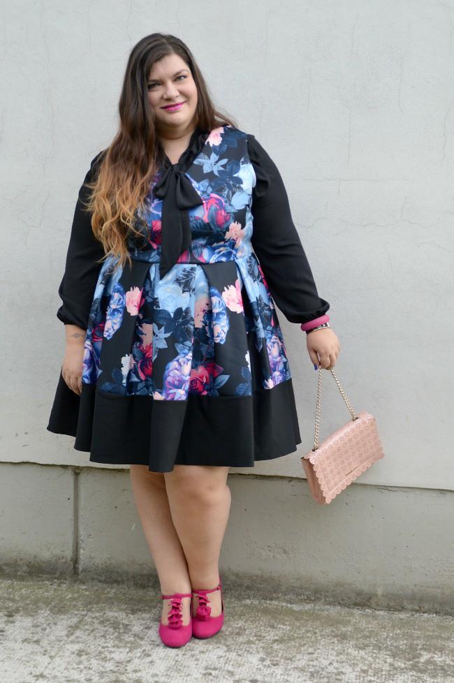 Outfit nero e fiorato (6)