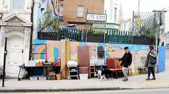 Outside Love Cafe