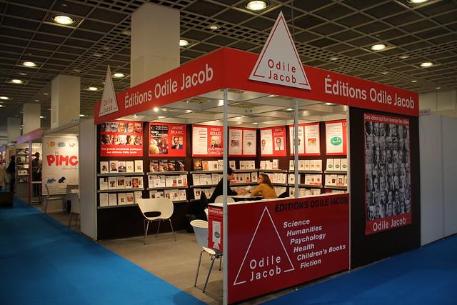Éditions Odile Jacob - Frankfurt Buchmesse 2015