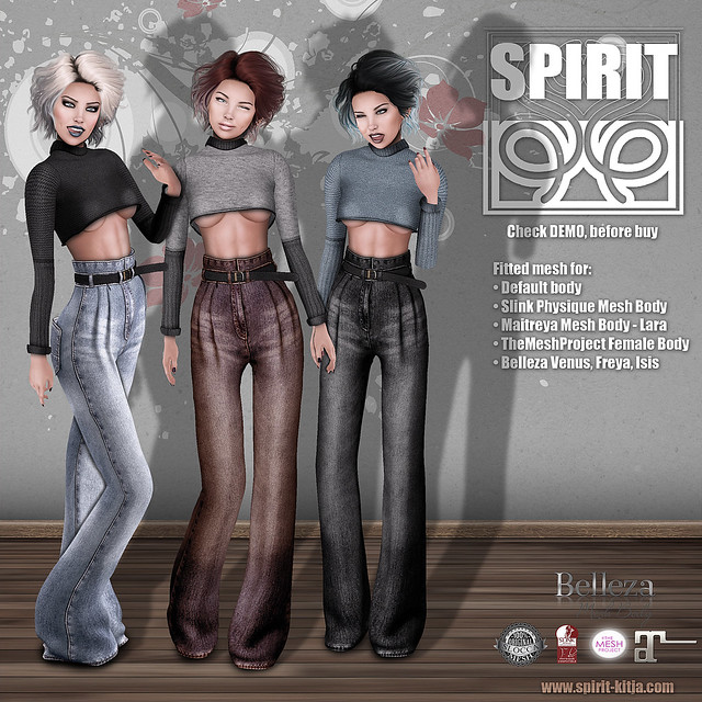 SPIRIT - Emma outfit