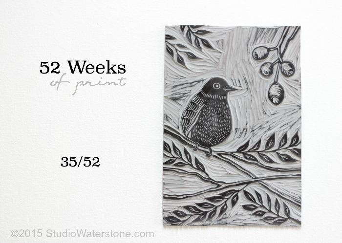 52 Weeks of Print: 35/52