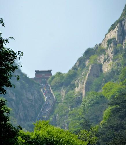 CH-Mont Taishan-Descente-Escalier (5)