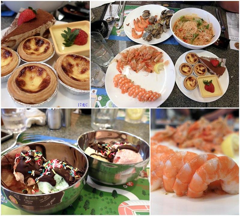香港利景飯店-自助餐