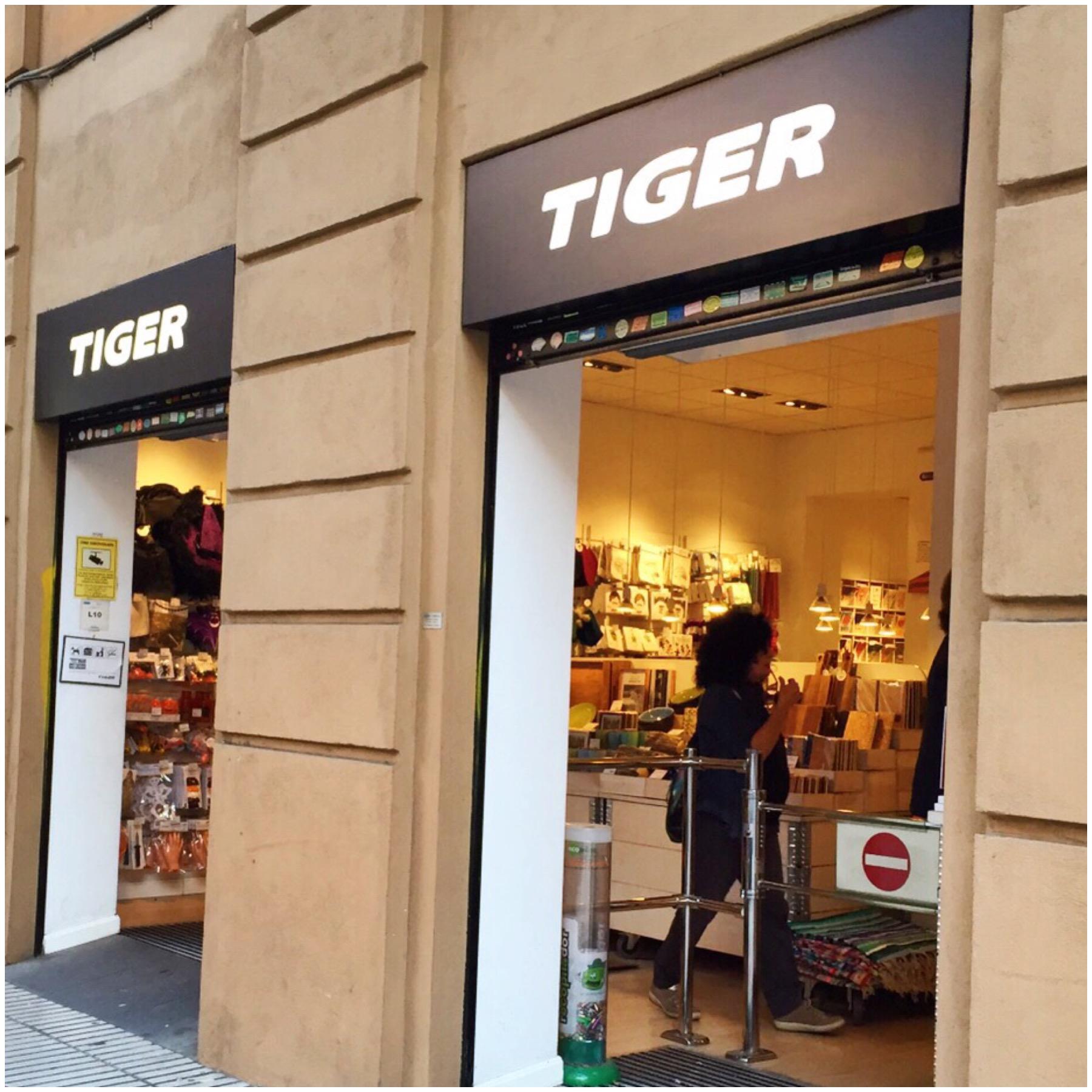 Halloweek Tiger