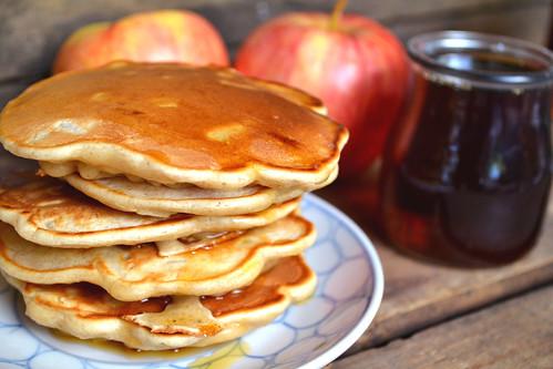 Apple-Pancakes