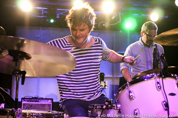 Telekinesis @ The Echo, LA 10/7/2015