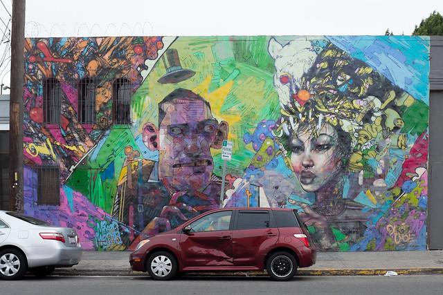 Street Art - LAX-3