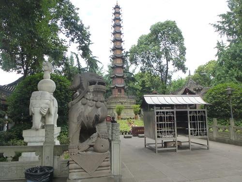 CH-Chengdu-Temple Wenshu (17)