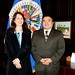 Assistant Secretary General Meets with Chair of the Working Group of the Protocol of San Salvador