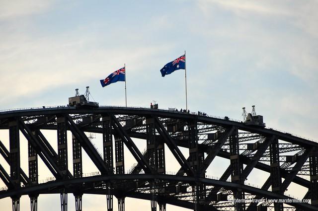 BridgeClimb Sydney Harbour Bridge