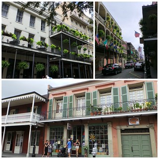 French Quarter Buildings