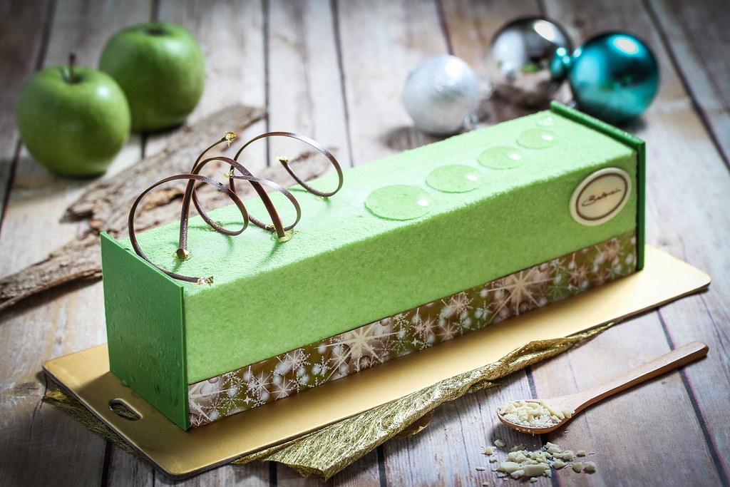 Bakerzin苹果开心果圣诞