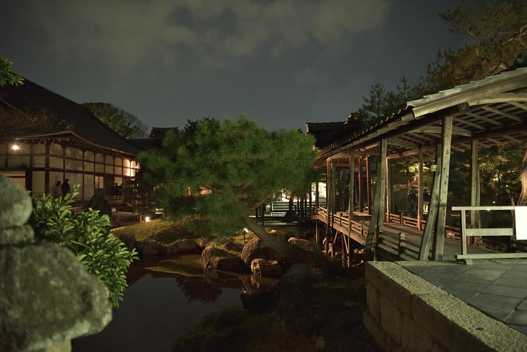 高台寺ライトアップ