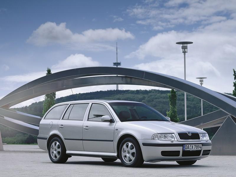 Универсал Škoda Octavia (1U). 2000 – 2010 годы