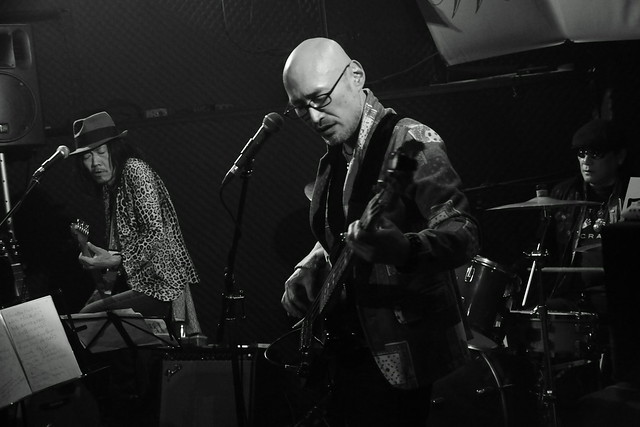JAMES BAND live at Walkin', Tokyo, 01 Nov 2015. 327