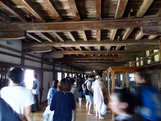 Within Himeji