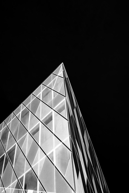 A Building in Spinningfields Manchester