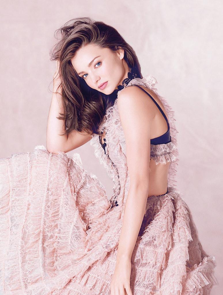 Миранда Керр — Фотосессия для «Vogue» TH 2015 – 7