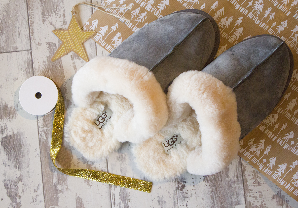 ugg-scuffette-slippers-christmas-gift-guide