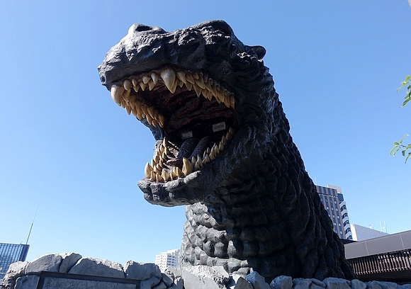 東京住宿哥吉拉酒店12